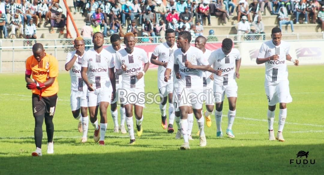Bosso in a mid-week clash with Bulawayo Chiefs
