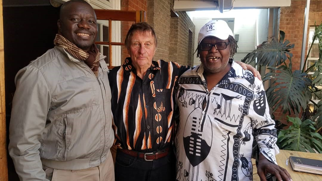 Bosso revives friendship with 1987 Germany Tour facilitator Reinhold Hemker