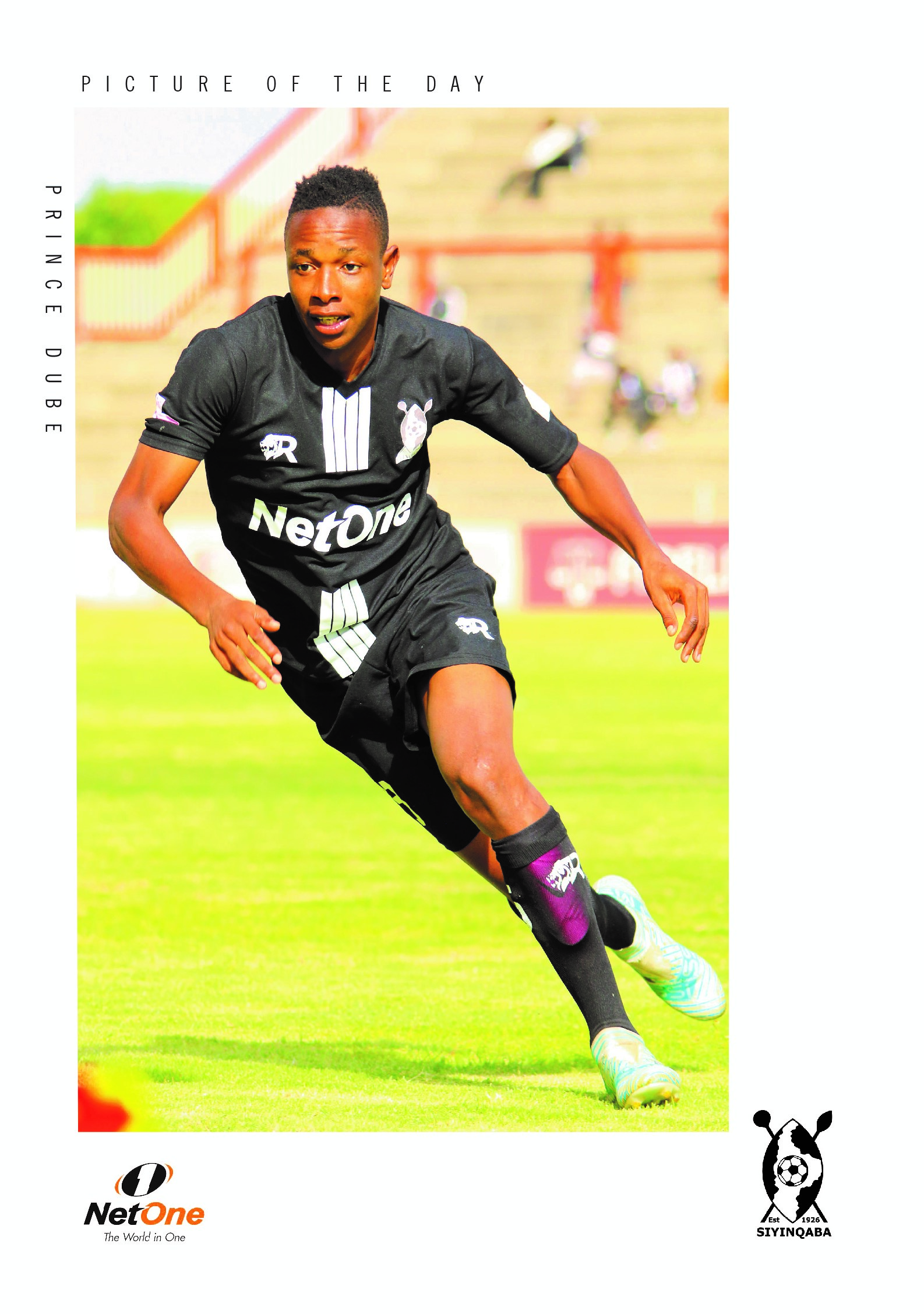 Chairman confirms Prince Dube transfer conversations