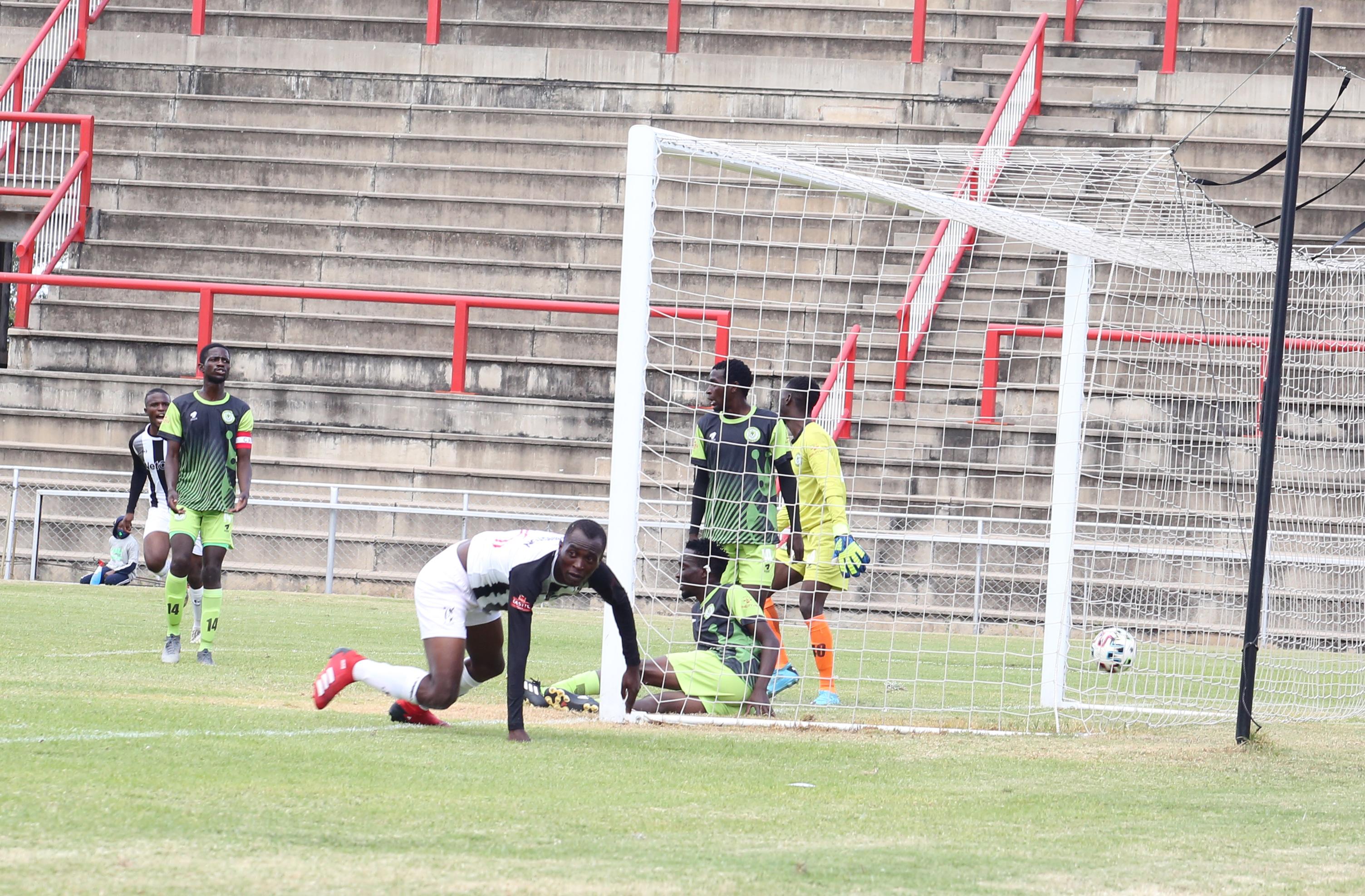 Navaya not carried away by debut goal