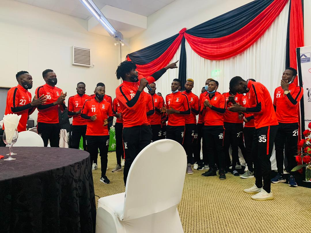 Highlanders F.C 2021 Squad